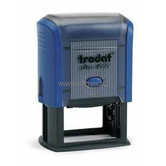 Автоматичен правоъгълен печат Trodat 4929   с размер на отпечатък 50х30mm