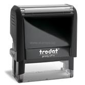Автоматичен печат Trodat 4914 с размер на отпечатъка 64 х 26 мм