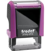 Автоматичен печат Trodat 4910