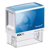 Автоматичен печат Colop Printer 40 Microban с размер на отпечатъка 23х59mm