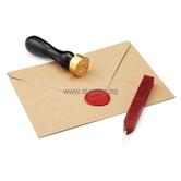 Изработка на восъчни печати и восък за печати