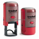 Автоматичен кръгъл печат Trodat 46025  с диаметър 25 мм.