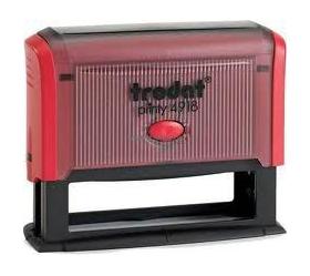Автоматичен печат екстрадълъг Trodat 4918 с размер на отпечатъка 75 х 15 мм