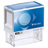 Colop Printer 50 Microban is great rubber stamps with print plot size:30х69mm